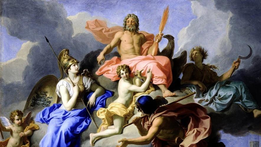Юпитер - психология на безсмъртието архетип